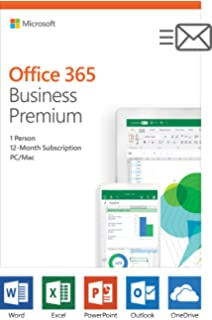 Microsoft Office Home and Business 2016 for Mac | Mac Key Card