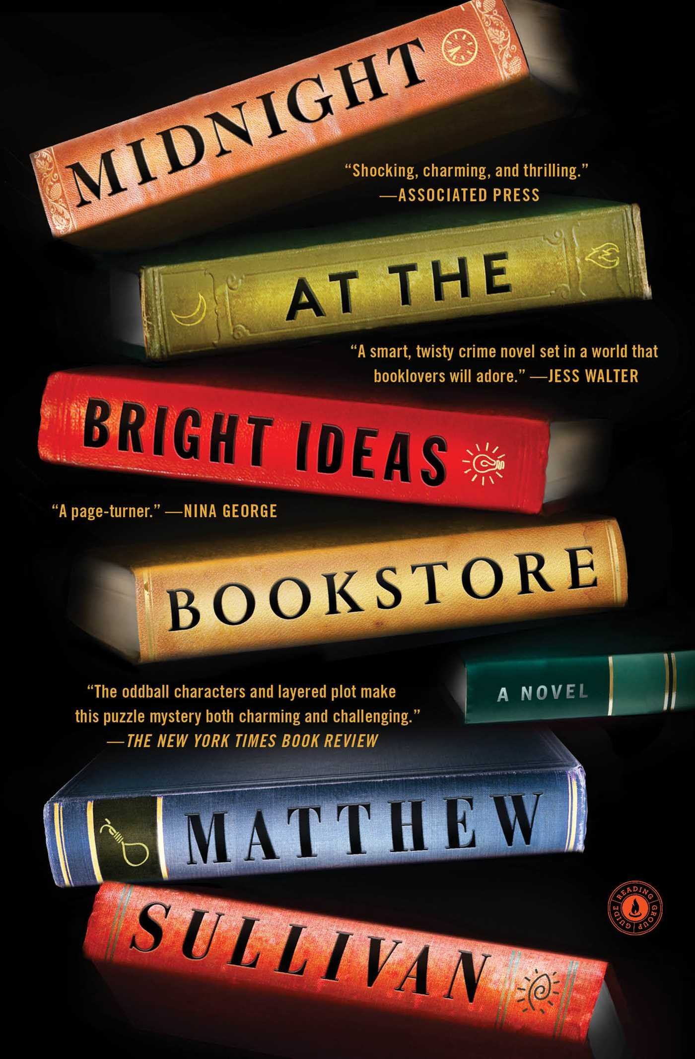 https://www.amazon.com/Midnight-Bright-Ideas-Bookstore-Novel/dp/1501116851/ref=sr_1_1?ie=UTF8&qid=1514504639&sr=8-1&keywords=midnight+at+the+bright+ideas+bookstore
