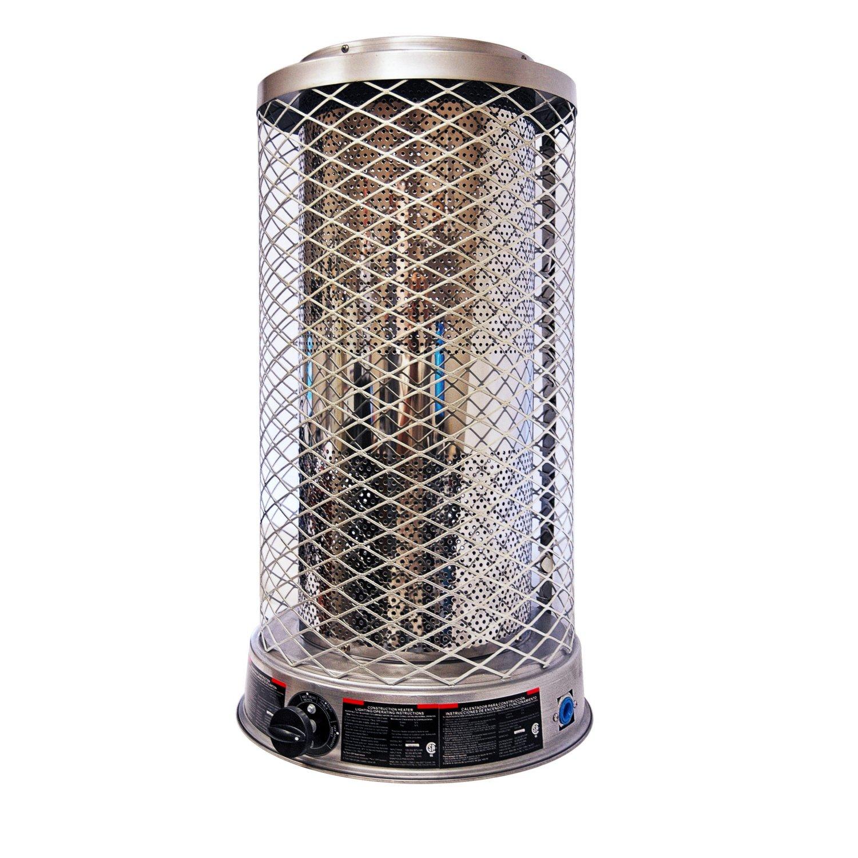 Dyna-Glo Delux 50k-125k BTU Propane Radiant Portable Heater by Dyna-Glo