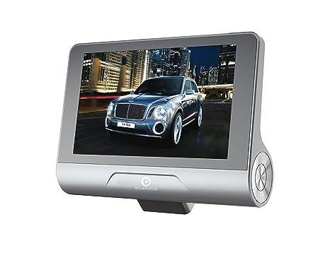 bluepupile coche DVR cámara de vídeo de Dash 4.0 pulgadas FHD pantalla, 1920 * 1080P