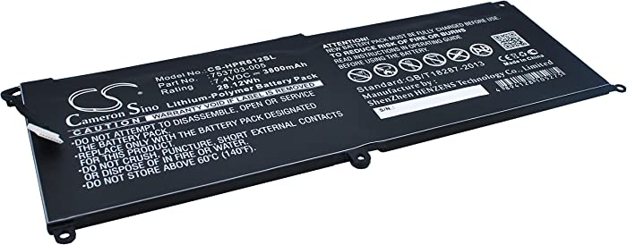 Top 10 Hp Tablet X2 Battery