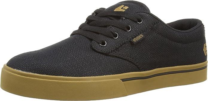 Etnies Jameson 2 Eco Sneakers Skateboardschuhe Schwarz/Braun