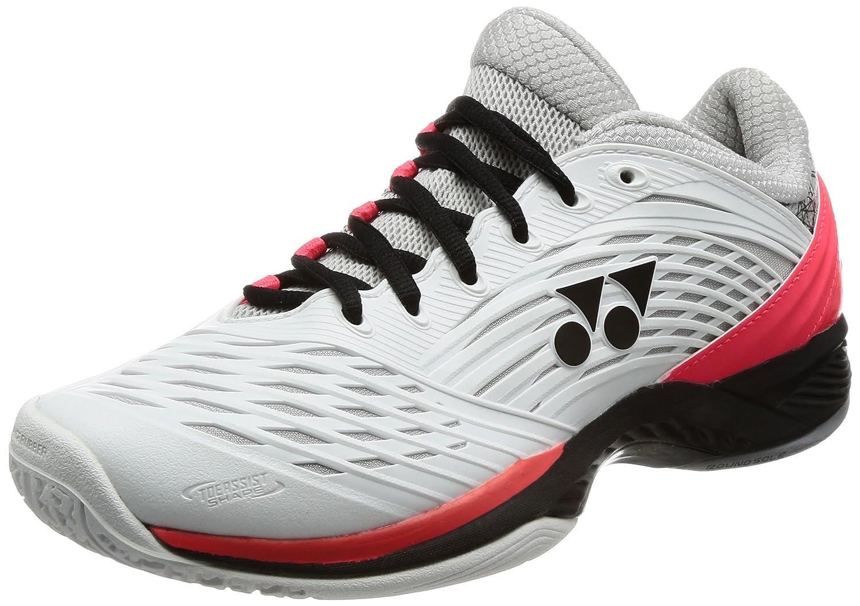 [ヨネックス] テニスシューズ POWER CUSHION FUSIONREV2 MGC SHTF2MGC B072BX1RFC 27.5 cm ホワイト/ブラック