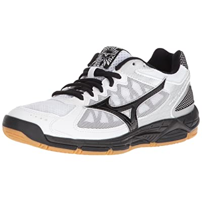 WAVE SUPERSONIC WOMENS WHITE-BLACK 8.5 White/Black: Sports & Outdoors