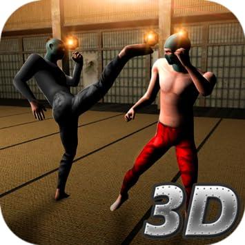 Amazon.com: Ninja Fighting 3D: Kung Fu Masters: Appstore for ...