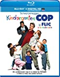 KINDERGARTEN COP [Blu-ray] (Bilingual)