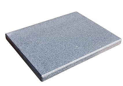 MW Universal Granito Piedra para Pizza – Piedra Caliente. – Parrilla Piedra para Horno,