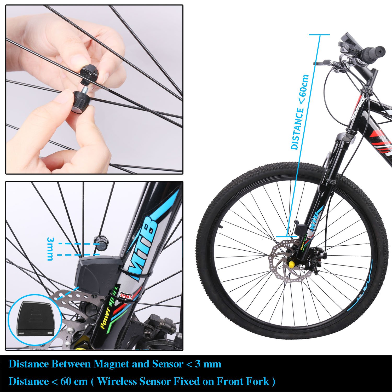 AGEKUSL Bike Storage Cover Shelter Bicycle Wheels Gear Protector Car Storage