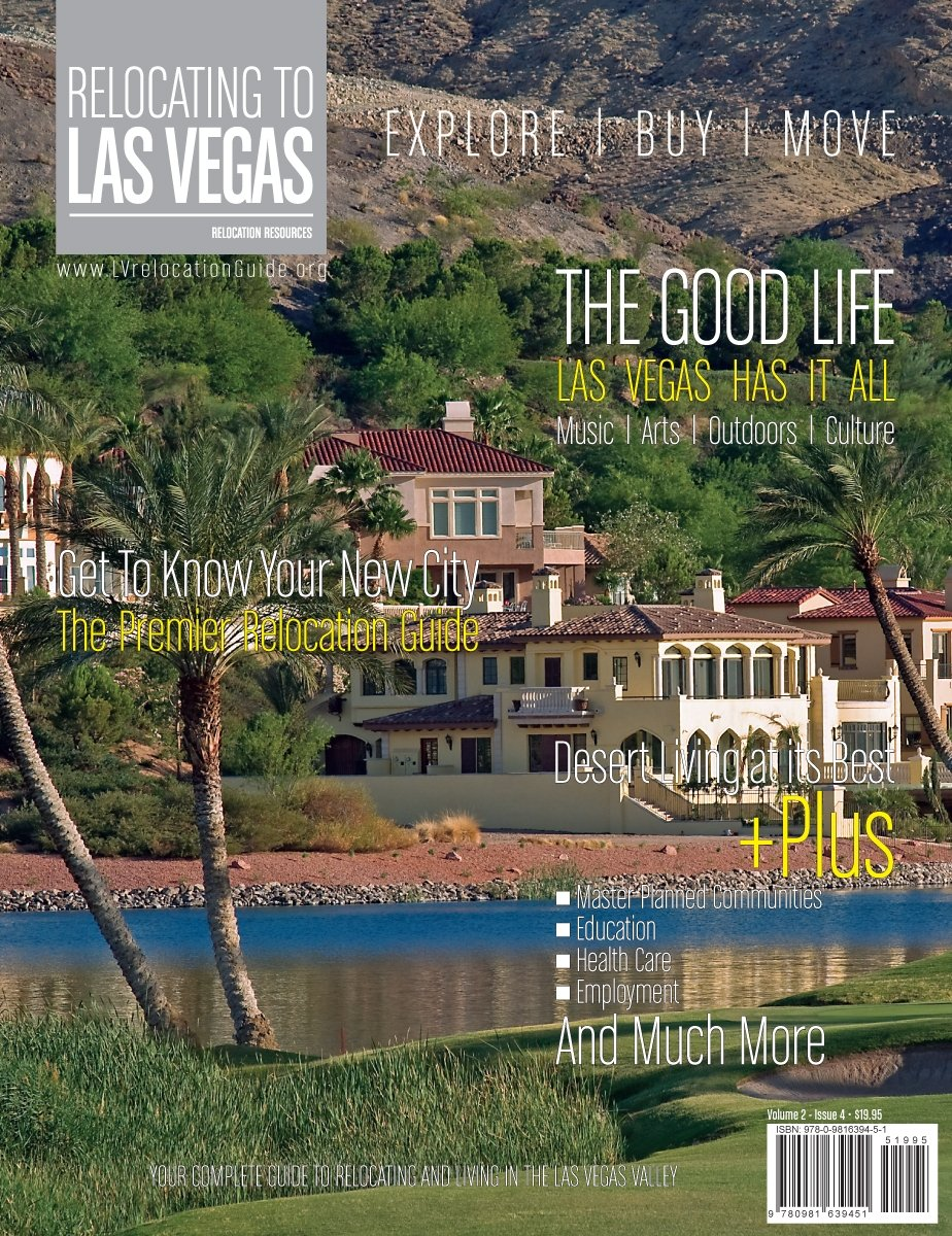 Download Relocating to Las Vegas pdf