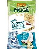 Mogli Organic Spelt Biscuits - Coconut, 50 Grams