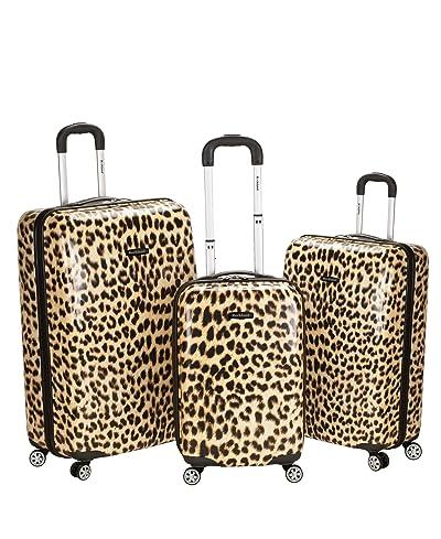Rockland Safari Hardside Spinner Wheel Luggage