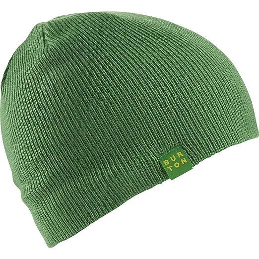 2dbcabb20fd Amazon.com  Burton Boys All Day Long Beanie (Slime)  Sports   Outdoors