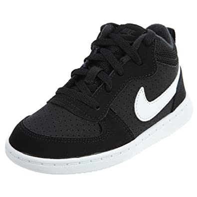 buy popular ff166 fcd64 Nike Court Borough Mid Toddlers Style  839981-004 Size  5 C US