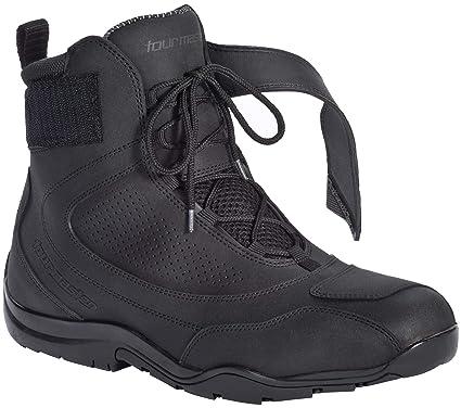 7 Matte Black Tour Master Response 3.0 Boots Mens Street Motorcycle Boots