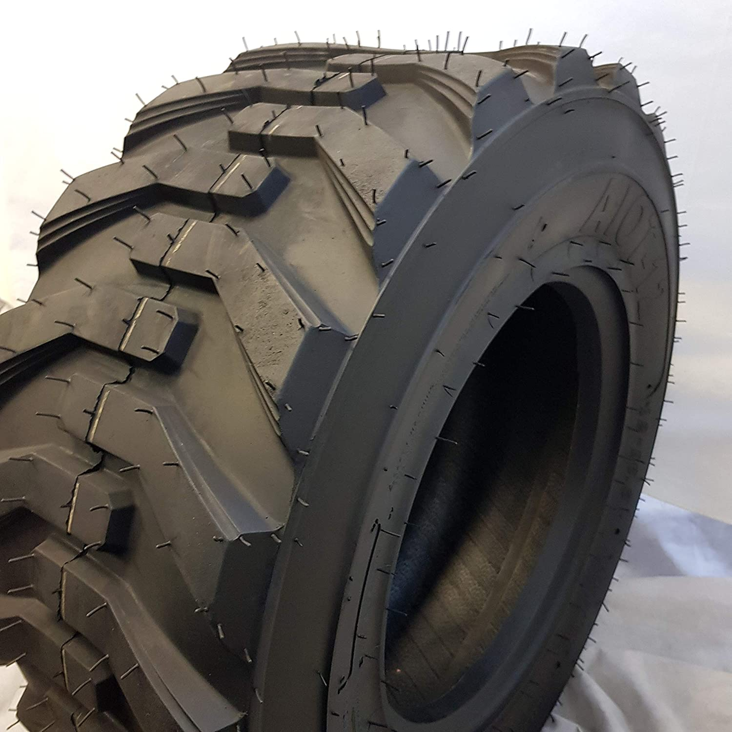 Amazon Com 1 Tire 12 16 5 Road Crew Aiot 12 Skid Steer Tire 12 Ply Nhs Heavy Duty Weigh 65 Lbs Automotive