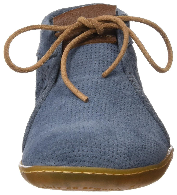 S.A N5272 Soft Grain El Viajero, Chaussures avec Plateforme Femme, Marron (Wood), 36 EUEl Naturalista