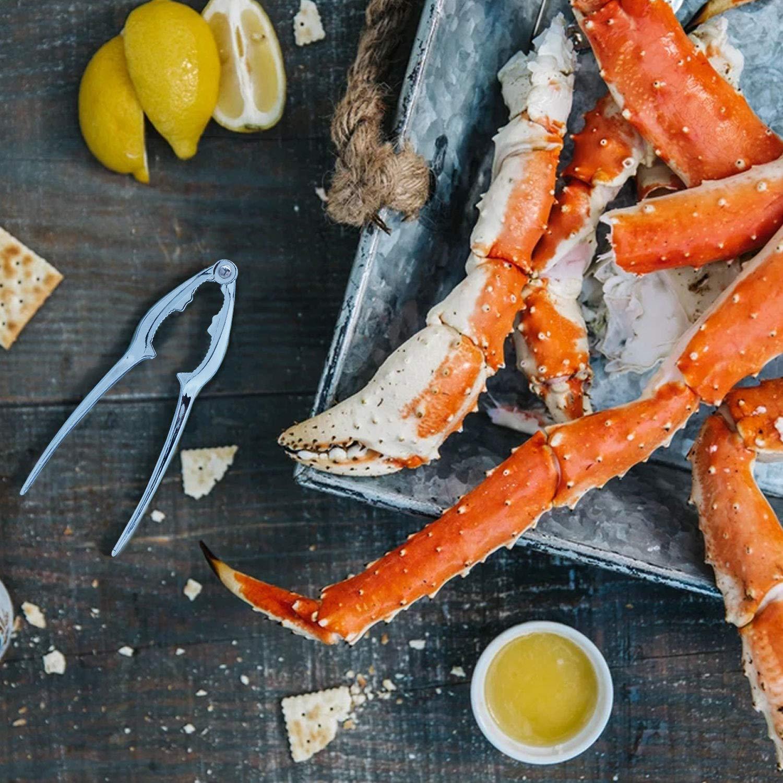 Esthesia Zinc alloy Seafood Tools Nut Crackers Walnut Cracker Lobster Crab Walnut Opener Tool for Hazelnuts//Pecans//Peanuts//Pistachio