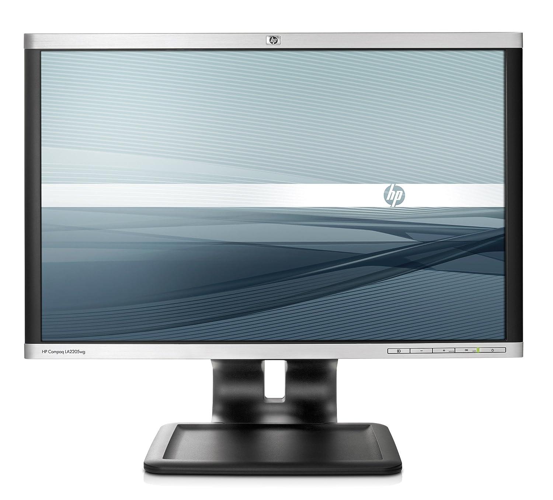Hewlett Packard - HP Compaq LA2205wg - LCD display - TFT - 22'' -  widescreen - 1680 x 1050 60 Hz - 250 cd m2 - 1000:1 - 5 ms - 0.282 mm -  DVI-D, VGA, ...