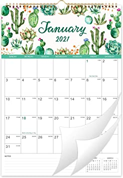 Wall Calendar 2022.Amazon Com 2021 2022 Calendar Wall Calendar 2021 2022 18 Month Calendar Jan 2021 Jun 2022 12 X 17 Flexible With Julian Date Colorful 2021 2022 Monthly Calendar Perfect For School Office Home Planning And Organizing Office Products