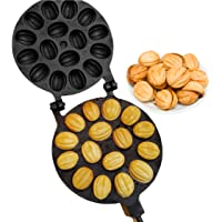 Walnut Cookie Maker (Oreshek) Maker 16 nut Non-stick Cookies Pastry