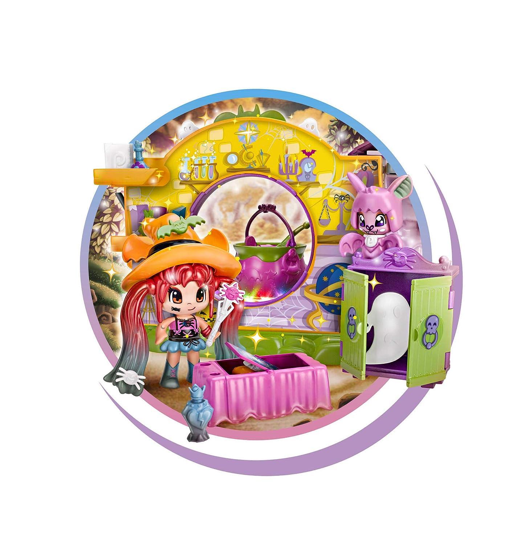 A Casa Figurita La Añosfamosa Niñas Encantada Y 4 De BrujaPara 8 Pinypon Niños 700014711 1 BrujitasCon hrxtsQBCd