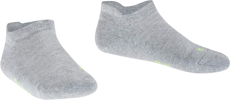 1 Paar Funktionsfaser FALKE Kinder Sneakersocken Cool Kick Gr/ö/ße 23-42 Versch Ultraleicht gepolstert hohe Feuchtigkeitsaufnahme Funktionsgarn Farben