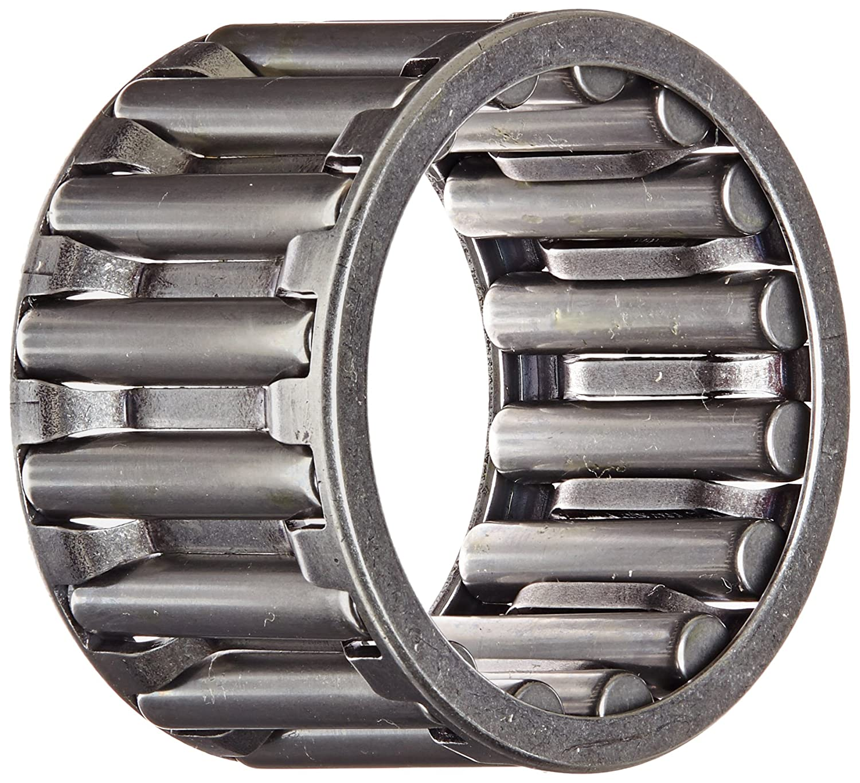 Koyo WJ-202616 Needle Roller Bearing, Radial Roller and Cage, Open, Steel Cage, Inch, 1-1/4' ID, 1-5/8' OD, 1' Width, 14000rpm Maximum Rotational Speed 1-1/4 ID 1-5/8 OD 1 Width Koyo Torrington