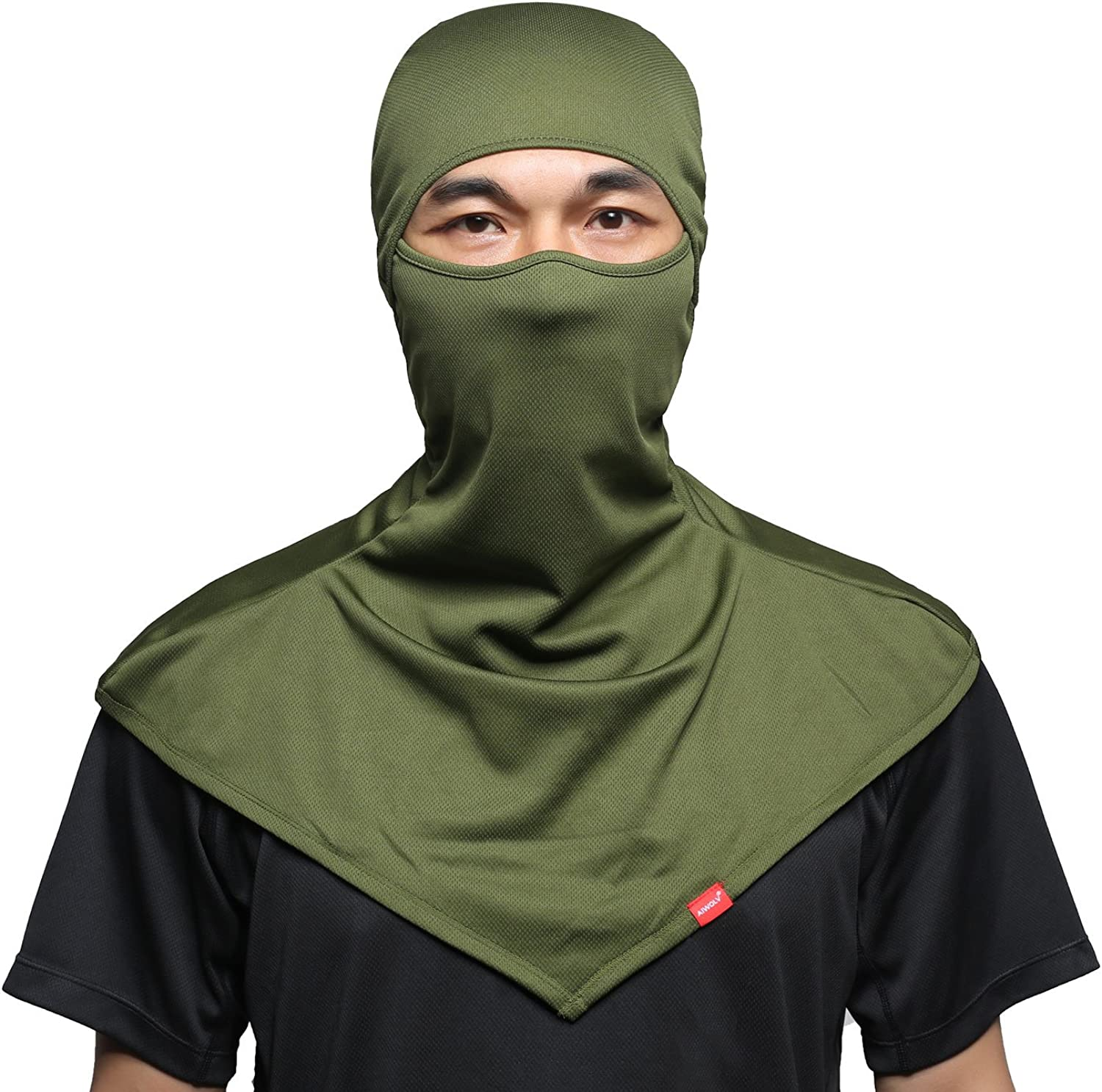 Balaclava Windproof Face Mask ARK Survival Evolved Bandanas Protection Face Anti Dust Pollution Neck Gaiter Outdoor