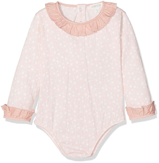 Gocco Body Estampado Estrellas, Unisex bebé, (Rosa Talco), 6-9 Meses: Amazon.es: Ropa y accesorios
