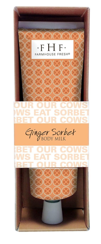 Amazon.com: Farmhouse Fresh Ginger Sorbet Leche Corporal ...