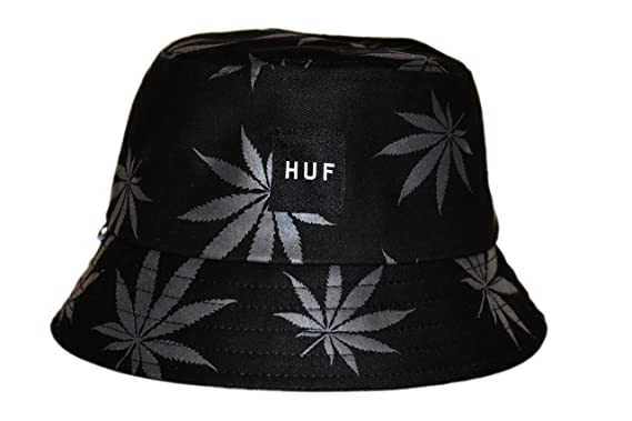 8cfaac9d HUF Weed KUSHPRINT Bucket HAT: Amazon.co.uk: Clothing