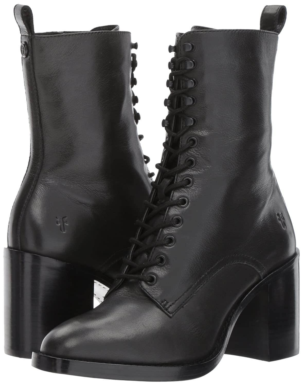 FRYE Women's 10 Pia Combat Boot B06X15RW9M 10 Women's B(M) US|Black 497edd