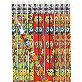 Fun Express - Owl School Pencils - Stationery - Pencils - Pencils - Printed - 24 Pieces