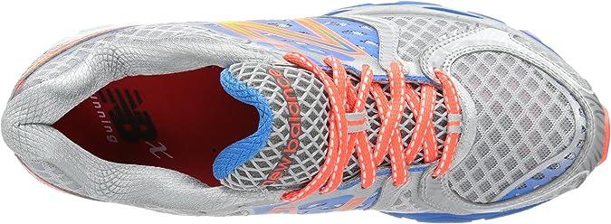 NEW BALANCE W1080 B 312111 – 50 Mujer Unidad Guantes, Color Plateado, Talla 36.5 EU: Amazon.es: Zapatos y complementos