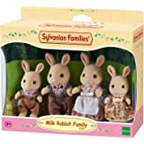 Sylvanian Families 4108 Milk Rabbit Family Figure