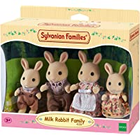 Sylvanian Families - 4108 - Milk Rabbit Family