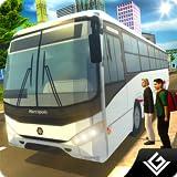 Modern City Tourist Bus Simulator 3D: Pick & Drop Passengers In Driving Parking Racing Transport Adventure Games Free For Kids 2018
