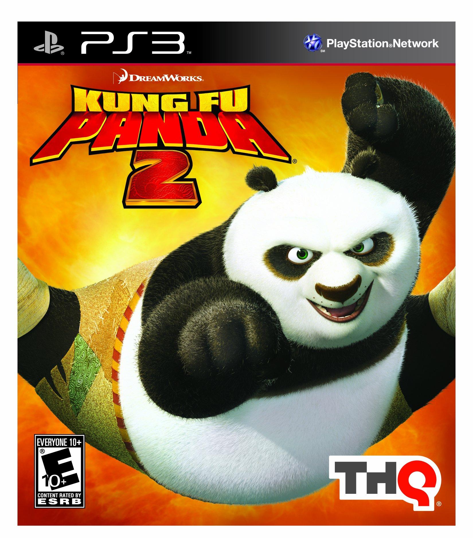 Kung Fu Panda 2 - Playstation 3