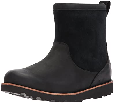 UGG Men's Hendren Tl Winter Boot, Black, ...