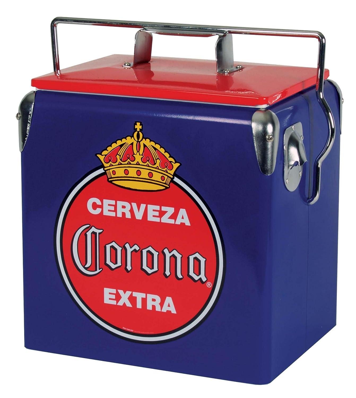 Amazon.com: Koolatron CORONA Hielera azul de 13 litros, Azul ...