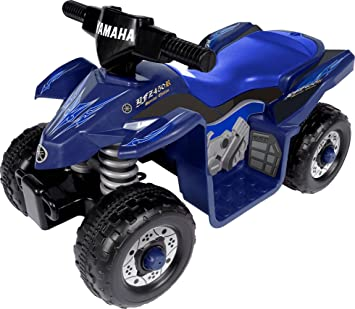 Yamaha Kids Atv >> Amazon Com Yamaha Kids Yfz450r Atv 6v Battery Powered Ride