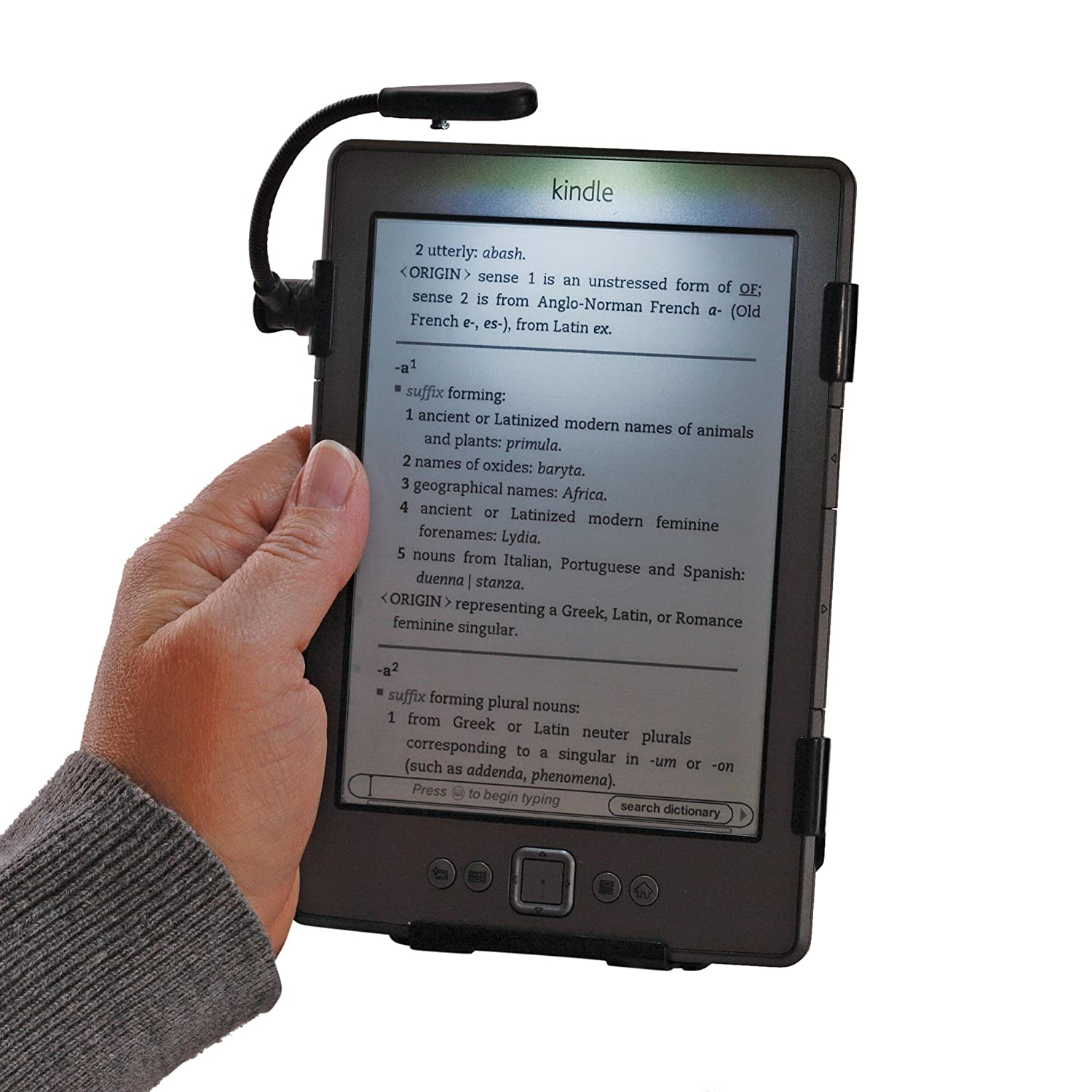 simplelight for kindle 4th generation only no