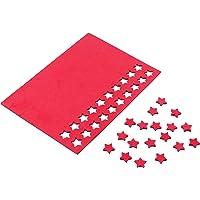 70 Estrellas IMANTADAS Rojas | Tabla de Recompensas