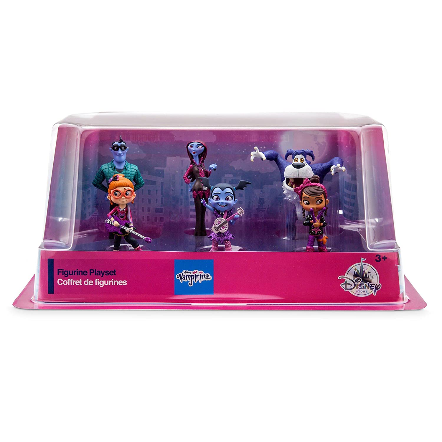 Disney Junior Vampirina Figure Playset