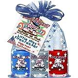 Piggy Paint Nail Polish Gift Set, Little Miss Firecracker