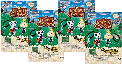 Choose a character NEW Animal Crossing Backpack Buddies
