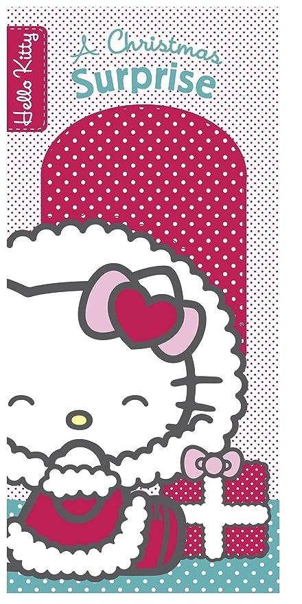 Hello Kitty – Cartera de dinero de regalo de Navidad