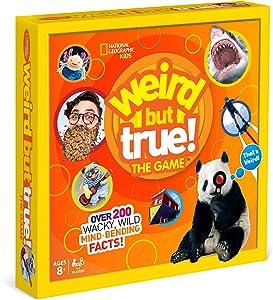 Buffalo Games - Weird But True Game