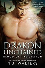 Drakon Unchained (Blood of the Drakon Book 5)