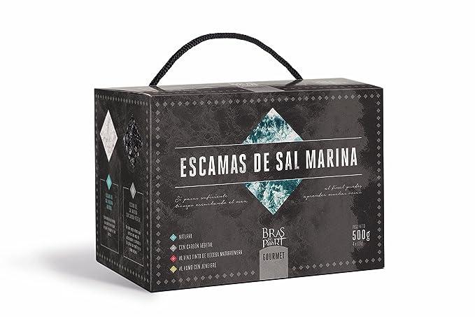 Pack de Escamas de Sal Marina 500 g